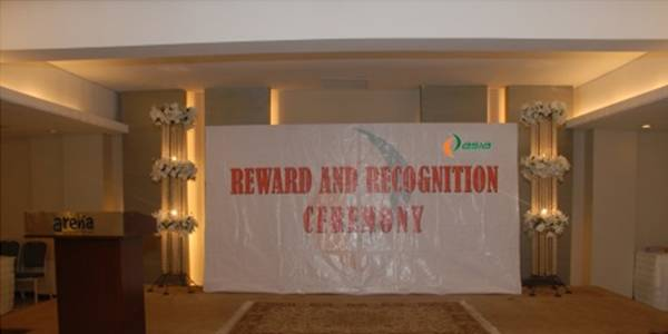 Employee of the Year Awards 2012-2013